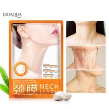 Bioaqua Neck Mask Anti wrinkle Whitening Moisturizing Nourishing Firming
