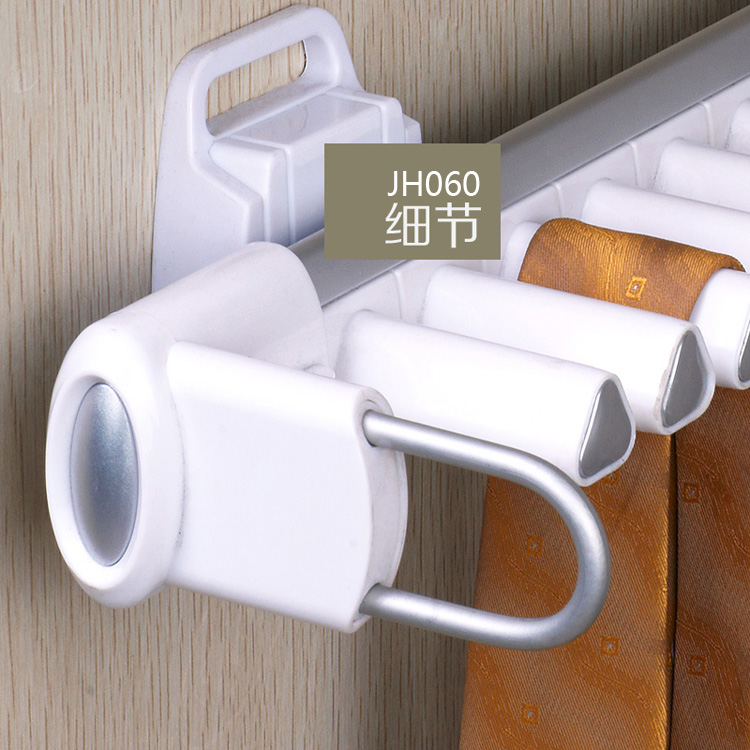 Armoire matériel accessoires série multifonctionnel armoire cravate rack hommes pince à cravate cintre - 3