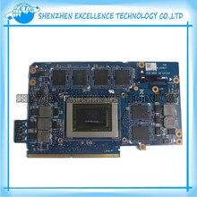 Оригинальный ноутбук для asus g75v g75vw gtx670m n13e-gs1-lp-a1 видеокарта 3 ГБ nvidia geforce видеокарта 100% полно испытанное