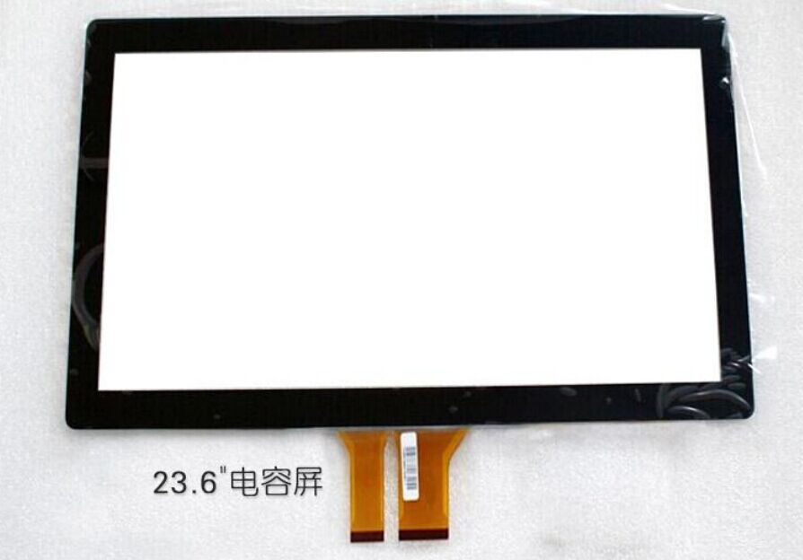 Fast shipping 23.6 Inch High Definition 10 Points Capacitive Touch Screen / Multi Touch Screen for touch panel, LCD and monitor
