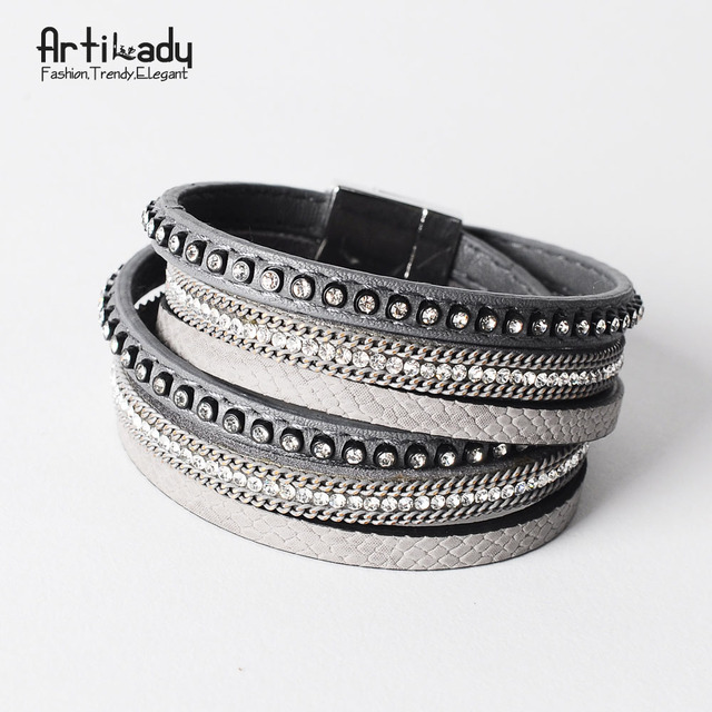 Artilady Wrap Leather...