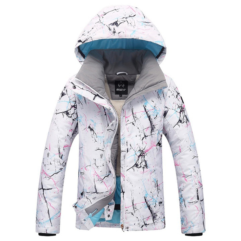 Women Ski Jacket Brand 2018 New Windproof Waterproof Warm Snow Coat Female Winter Skiing Snowboard Jacket