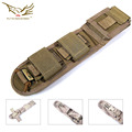 Flyye Long Knife Pouch Molle Pouch Military Bag Tactical Molle Combat Gear PH-C022 Multicam Coyote Brown AOR1 Khaki Olive