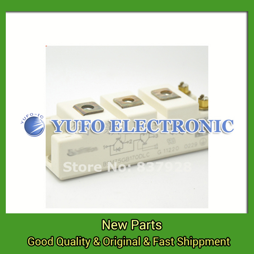 Free Shipping 1PCS  BSM75GB170DLC Power Modules original new supply advantages Welcome to order YF0617 relay 100%new idt5v9910a 7so idt5v9910a 7sog idt5v9910a new original orders are welcome