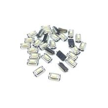 Push-Button Switch White 50pcs 3--6--2.5mm SMD High-Quality