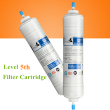 цена на T33 COCONUT Post Activated Carbon WATER FILTER 5 stage Water Purifier Element