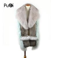 SAF010 Новая модная шаль меховой воротник 100% натуральный Лисий меховой воротник Настоящая Шерсть меховые шарфы настоящие меховые шали