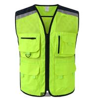 New style Night Reflective Safety Vest Riding motorcycle sport warning reflective vests