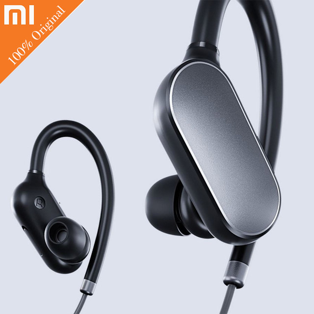 df72a94b81e Original Xiaomi Mi Bluetooth Headset Earphone Headphones Hands free  Wireless Sport Earbuds Volume Control With Microphone