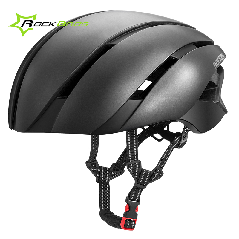 Rockbros Professional Cycling Helmet Integrally molded Bicycle Road Mountain Bike Helmet Safe Ultralight Helmet Ciclismo 2018