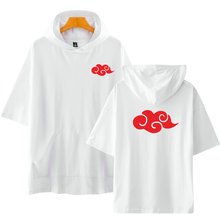 Naruto's Akatsuki Red Cloud t-shirt