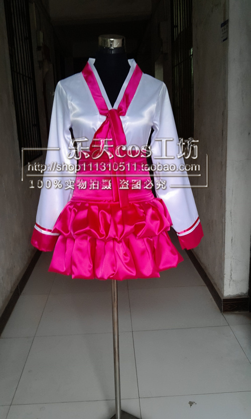 Ahri cosplay costume customize any size