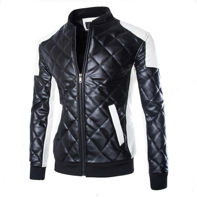 Mens Leather Jackets And Coats 2016 Mens Fashion Leisure Temperame Jackets Coat Men Mens Winter Leather & Suede Large Jacket