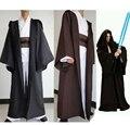 Animado Star Wars Unisex adultos túnica con capucha Jedi Knight Cosplay Darth Vader del cabo del capote para hombre S-2XL