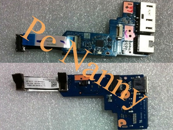 ФОТО original for Lenovo ThinkPad Edge E531 DC Jack Port Board CMOS VILE2 NS-A046 04X1080 test good free shipping
