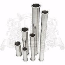 Tri-Clamp Трубы, катушки 6 «(159 мм) OD183. длина 20» (500 мм), Санитарно-Нержавеющая Сталь 304