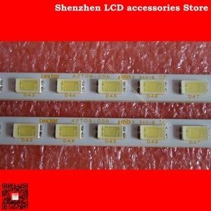 Image 2 - 2PCS FOR TCL L42P11 Article lamp 73.42T09.004 4 SK1 42T09 05b T420HW07 screen 1piece=52LED 472MM