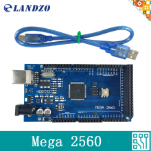 Mega 2560 R3 Mega2560 REV3 ATmega2560 Board and USB Cable compatible for arduino Mega 2560 r3