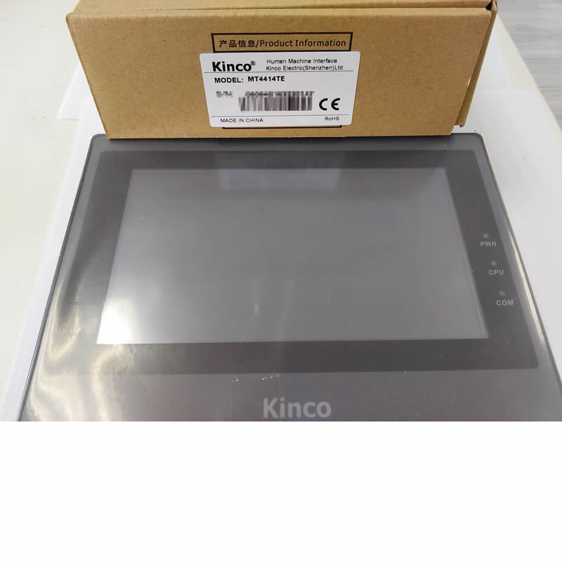 Kinco MT4414T MT4414TE Original New 7 inch TFT HMI Touch Screen PanelKinco MT4414T MT4414TE Original New 7 inch TFT HMI Touch Screen Panel