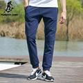 Pioneer Camp 2017 новый стиль модные мужские повседневные брюки тренировочные брюки мужские бегунов Hip hop шаровары брюки мужчины бренд-одежда 677016