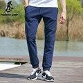 Pioneer camp 2017 nuevo estilo de moda para hombre pantalones casuales pantalones de chándal para hombre corredores hip hop harem pantalones hombre marca de ropa 677016