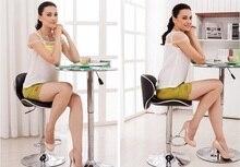 black color coffee chair living room Mini computer lift stool Australian fashion wine stool free shipping