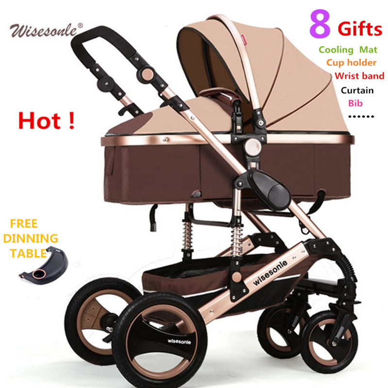 free shipping SGS certification  3 year warranty baby stroller 0 - 3 years  Multi-color choices Natural Rubber Four Wheel стол мастер триан 41 дуб сонома венге мст уст 41 дс вм 16