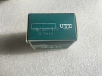 UTE double sealed angular contact bearings H7005C 2RZ/P4 DTA Speed spindle bearings CNC 7005 25mmX47mmX12*2mm ABEC 7