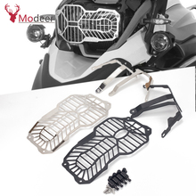 Stainless Steel Motorcycle Headlight Grille Guard Cover Protector For BMW R1200GS 2013-2016 R1200 GS ADV Adventure 2014-2016