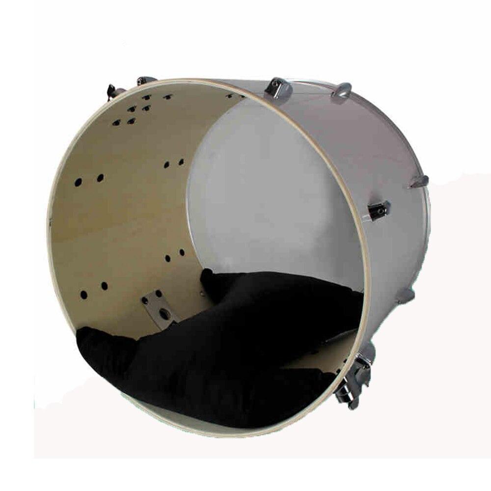 moonembassy bass drum pillow jazz drum set damper muffling tool accessories in parts. Black Bedroom Furniture Sets. Home Design Ideas