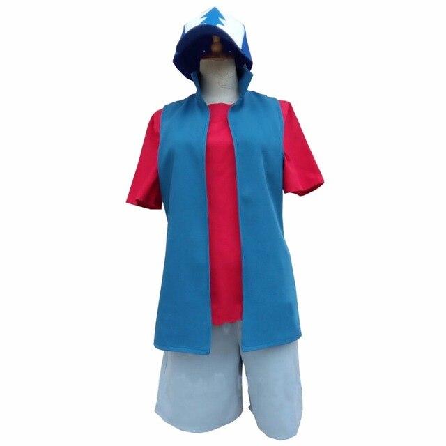 2018 cosplay costume gravity falls dipper pines cos uniform dress