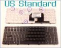 US English Version Keyboard for HP Pavilion DV6T-3100 DV6Z-3100 DV6-3140US DV6-3143CA DV6-3108 DV6-3055 DV6-3140 Laptop