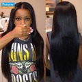 4 Пучки Малайзии Прямые Наращивание Волос Unice Волос Weave 8А Необработанные Девы Малайзии Волос Связки Грейс Волос Компании