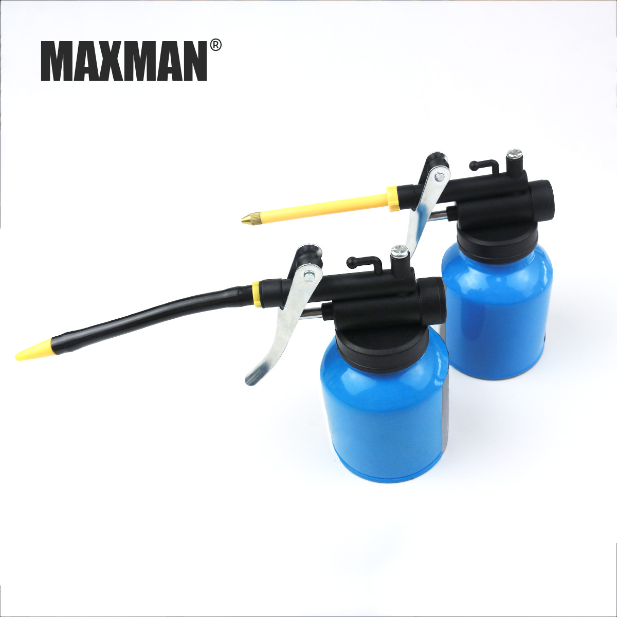 New Transparent High Pressure Pump Oiler Lubrication Oil Metal Machine Oiler flex Gun Rust Prevention Magazine Filter Function