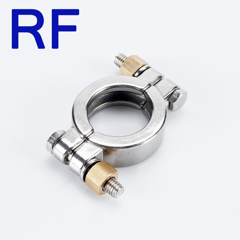 "RF 10"" K268.5 Stainless Steel Tri Clamp High Pressure"