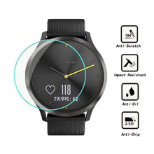 Tempered Glass Screen Protector for Garmin Vivomove HR Prote