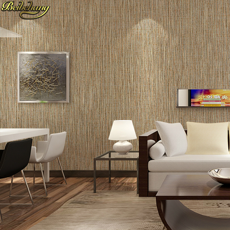 beibehang papel de parede 3d Plain bamboo wallpaper wall covering bedroom wallpaper for walls 3 d flooring wall paper home decor beibehang papel de parede 3d wallpaper for walls modern for bathroom home decoration plaid 3d mural plain paper wall paper roll