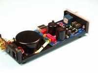 Копия lehmann схема E 01 Аудио Стерео Усилители для наушников двойной выход наушников предусилитель