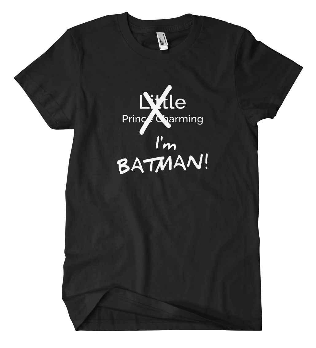 Футболка с Бэтменом «Я-Бэтмен», забавные Забавные футболки в стиле «Джокер Готэма», «Темный рыцарь», «Супермен», «хип-хоп»