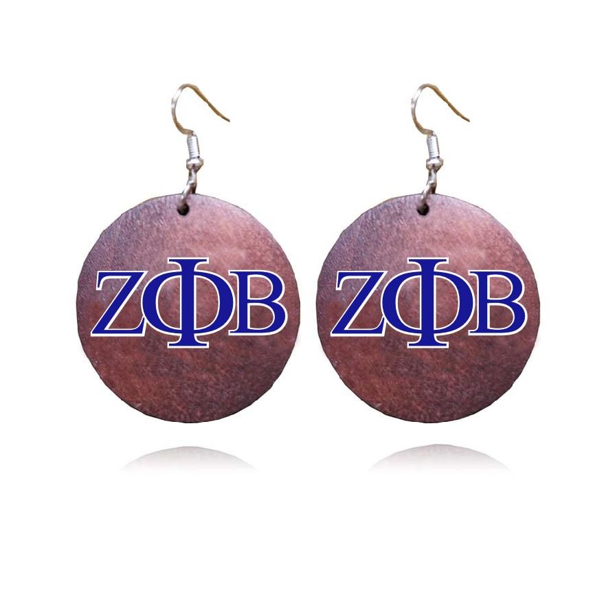 zeta wooden earring-4