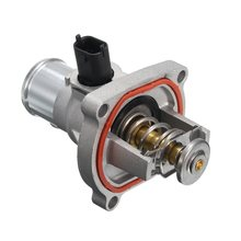 Engine Coolant Thermostat Housing For Chevrolet /Cruze Sonic Aveo G3 2009-2013 for Vauxhall /Opel Astra 55564891 55578419