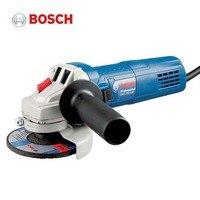 BOSCH GWS750 100 угловая шлифовальная машина 220 В шлифованные для резки ручного колеса Электрический бетонный металлический полировщик 100 мм шлифо