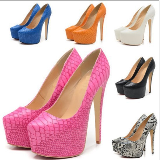 Compare Prices on Pink Orange Heels- Online Shopping/Buy Low Price
