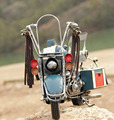 Harley Prince motorcycle motorcycle model Home Furnishing iron tin ornaments accessories motorcycle