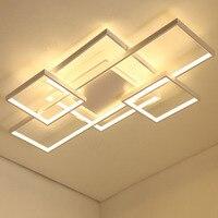 Modern aluminum interior lighting ceiling light fixture home improvement Surface mountedLEDlamparas de techo ceiling lamp