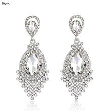Hot sale Jewelry Vintage Earrings Sets Sliver Color Tassel earrings Stud Earrings For Women Birthday Gift E1048
