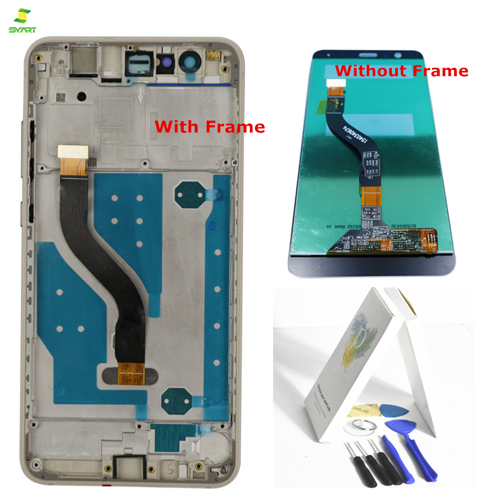 P10 Lite de pantalla para HUAWEI P10 Lite Was-lx1 was-lx1a pantalla táctil digitalizador de pantalla para Huawei P10 Lite LCD (P20 lite Lcd stock)