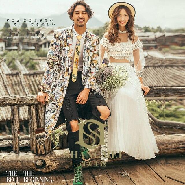 Japonais De Mariage Vacances Couple Marié Costume Costume De Mariage Anime  TV Joue Japonais Gintama Surtout