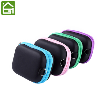 1pc 5ml Portable Essential Oils Storage Case Esential Oil Shock Absorption EVA Carrying Case
