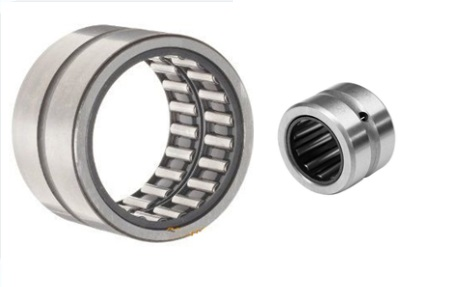 RNA4918 (105X125X35mm) Heavy Duty Needle Roller Bearings  (1 PCS) na4910 heavy duty needle roller bearing entity needle bearing with inner ring 4524910 size 50 72 22